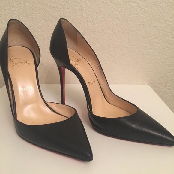 buy popular 14195 72979 Christian Louboutin Iriza shoes